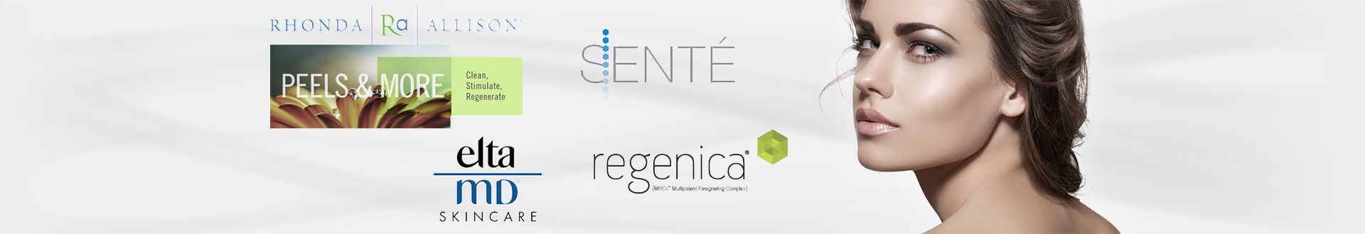 Regenica, Sente, Rhonda Allison, Elta MD