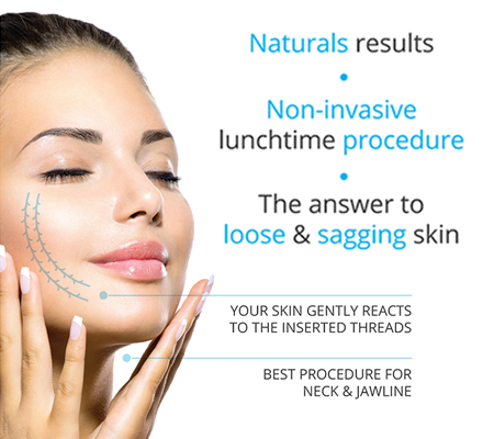 Absorbable Pdo Threads Facelift The Face Place